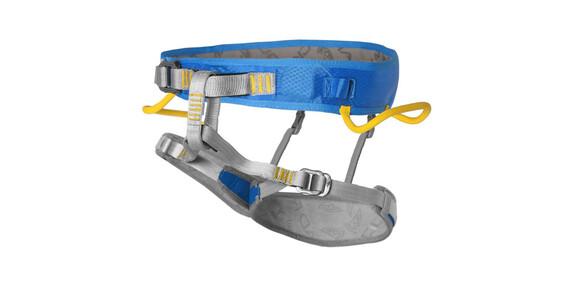 Mad Rock Solar - Arnés de escalada - amarillo/azul